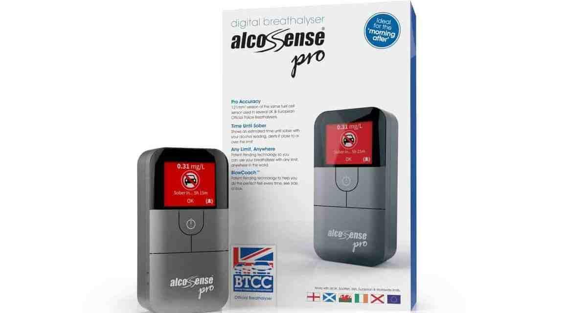 AlcoSense Pro Fuel Cell Breathalyzer Review