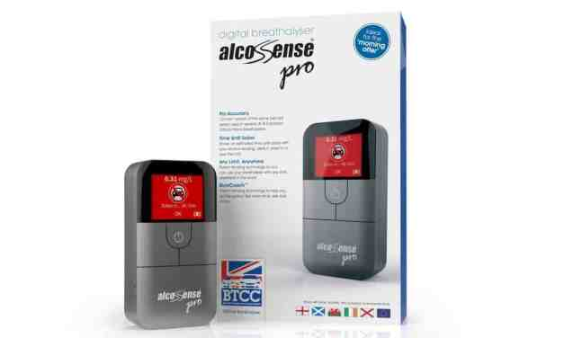 AlcoSense Pro Fuel Cell Breathalyzer Review