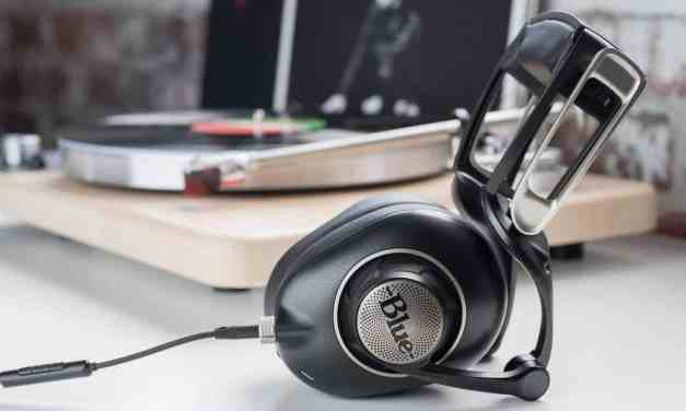 Blue Sadie Over-Ear Headphones Review