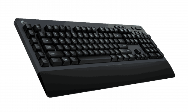 Logitech G Unveils New LIGHTSPEED Wireless Mechanical Keyboard and Next-Generation Wireless Gaming Mouse