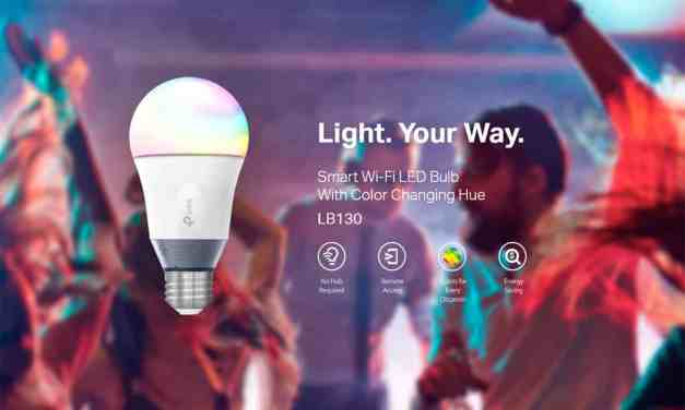 TP-Link LB130 Smart Wi-Fi LED Light Bulb Review