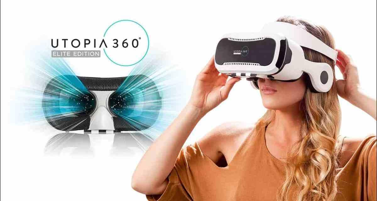 Utopia 360° Elite Edition Virtual Reality Headset Review