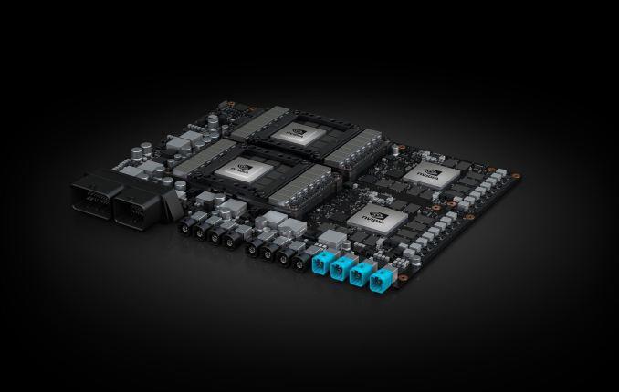 NVIDIA Drive PX Pegasus new level 5 autonomous car computer announced