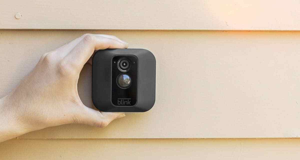 Blink XT Outdoor Security Camera Review