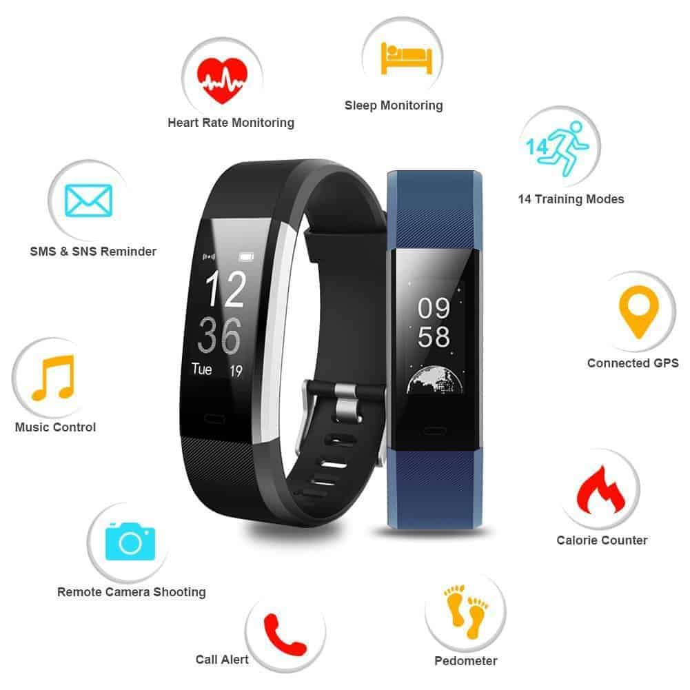 Letsfit Smart Band Review Smart Fitness Tracker