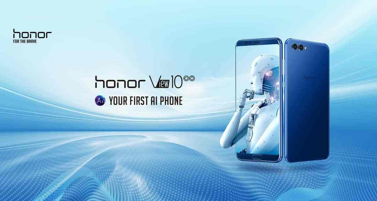 Honor Launch View 10 and 7X Smartphones