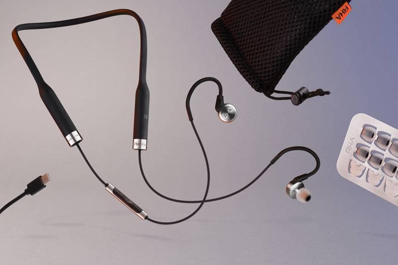 Wired earphones - earphones rha