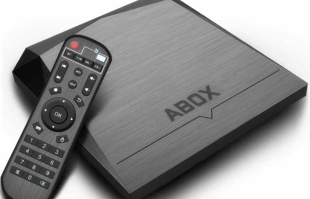 GooBang Doo ABOX A1 Plus Smart Android 7.1 TV Box Review