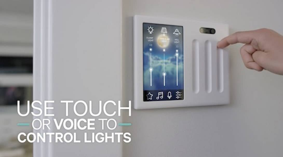 Brilliant Light Switches Into Connected Home Automation