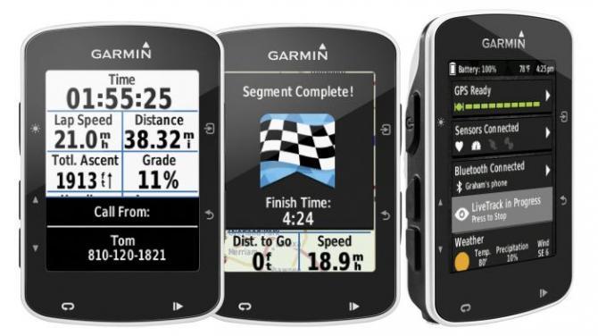 Garmin Edge 520 GPS Cycle Computer Review
