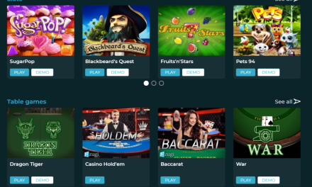 New Online Casino Games To Play At NissiCasino.com