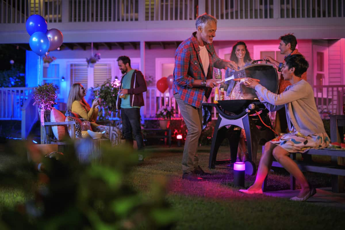 Philips Hue outdoor connected lighting hits US, Europe this July