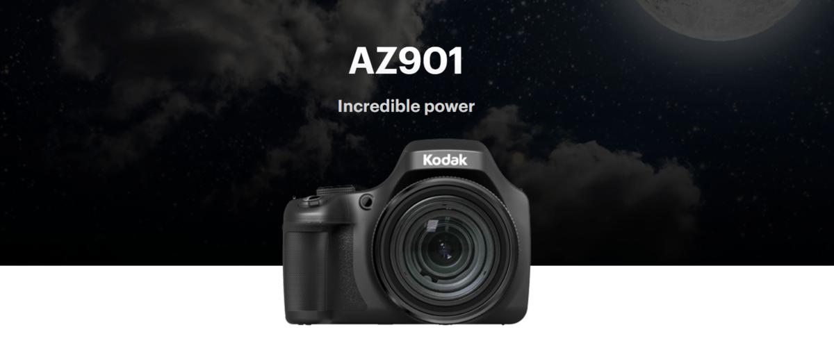 Kodak PixPro AZ901 90x zoom bridge camera review