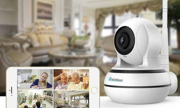 eLinkSmart WiFi PTZ Security Camera Review