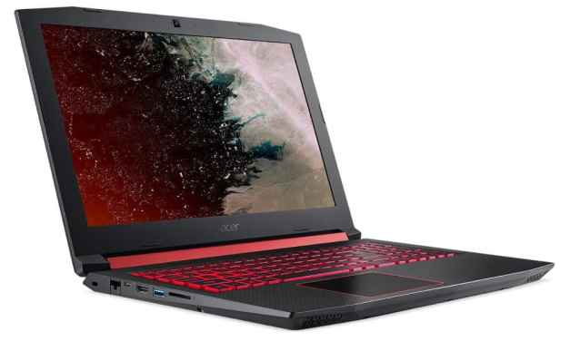 Acer Announce Nitro 5 Gaming Laptop with new Intel i7-8750H & GTX 1050 Ti
