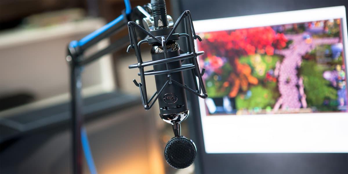 Blue Blackout Spark SL XLR Condenser Microphone Review