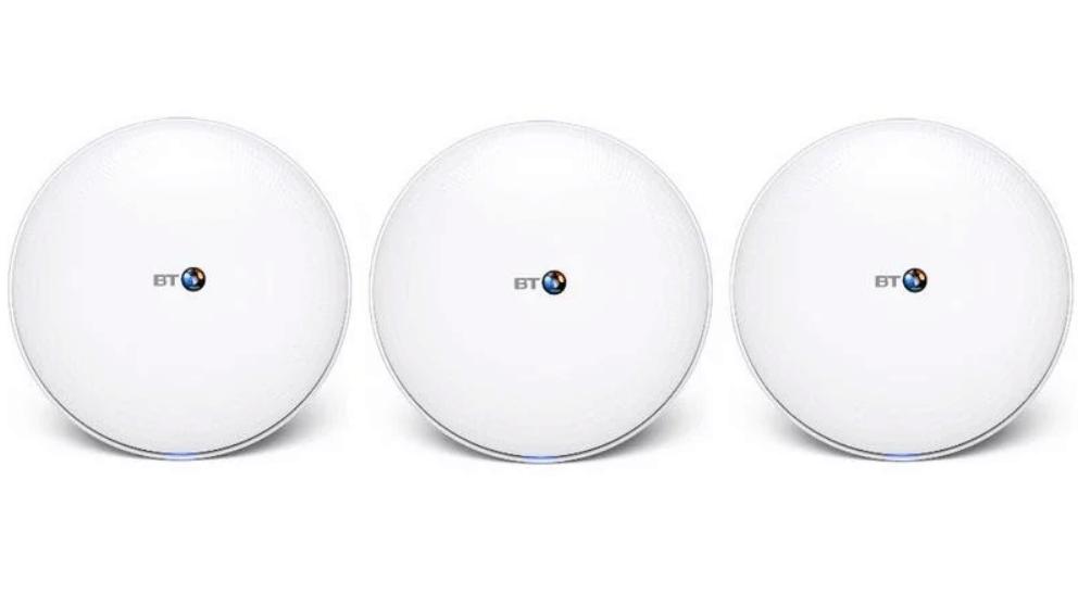 BT Whole Home Wi-Fi vs Netgear Orbi vs Linksys Velop Mesh Router Comparison