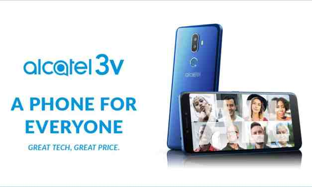 Alcatel 3V Review – A £95 6-inch budget phone with premium looks.