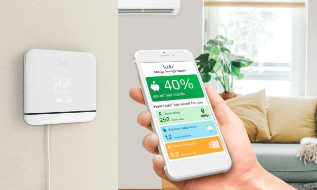 Tado Launches new Smart AC Control V2