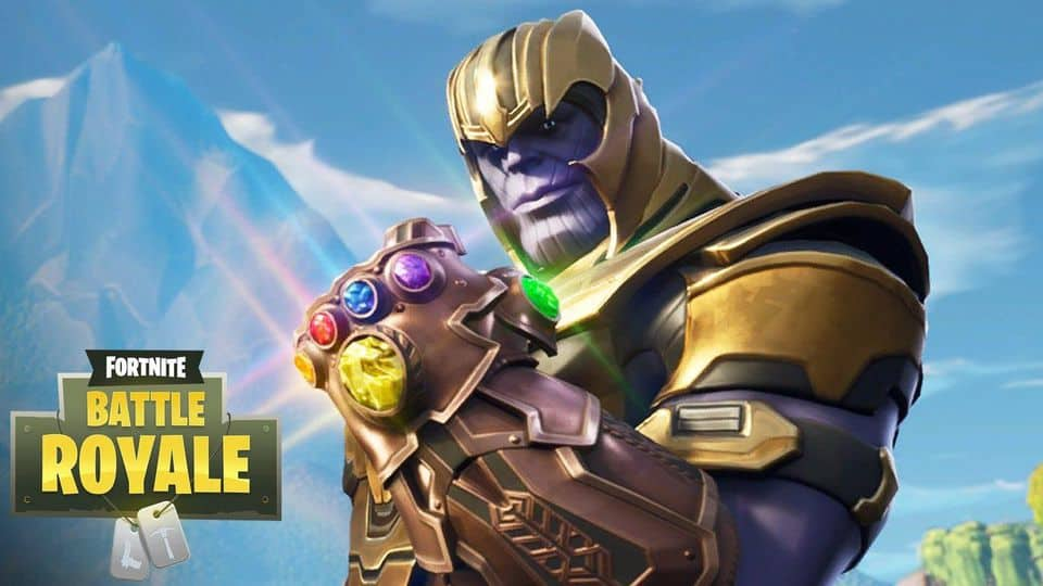 Avengers: Infinity War's Thanos leaves Fortnite tomorrow