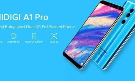Win a UMIDIGI A1 PRO 5.5 inch Android 8.1 smartphone