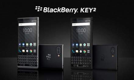 BlackBerry Key2 Announced with Snapdragon 660 & 6GB of RAM for £579