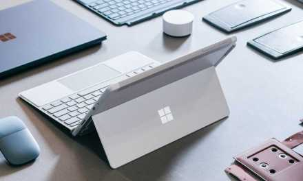 Microsoft Surface Go Launched – An affordable 10-inch 0.5 KG 2-in-1