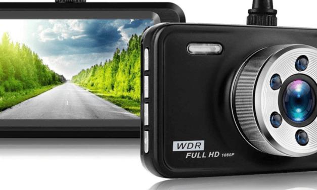Senwow Dash Cam Review – A sub £35 dash camera with 16GB MicroSD card