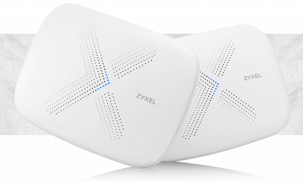 Zyxel Multy X AC3000 Whole Home Tri-Band Mesh Wi-Fi review