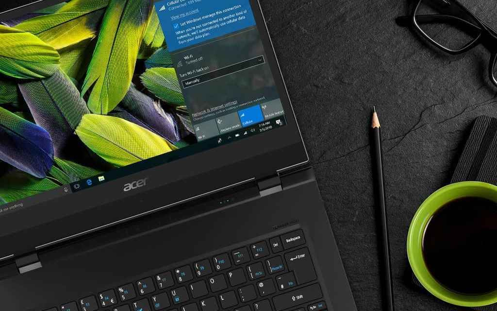 Acer Swift 7 (2018) Review: The worlds thinnest laptop : SF714-51T