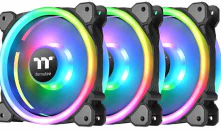 Thermaltake Riing Trio 12 Radiator Fans Review – Alexa controlled PWM case fans.