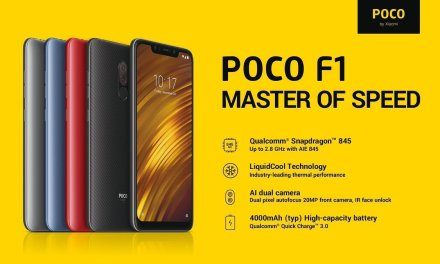 What are the best Xiaomi Pocophone F1 deals for UK buyers?