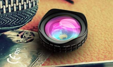 Auxiliary Mobile Lenses For Professional Quality Photography