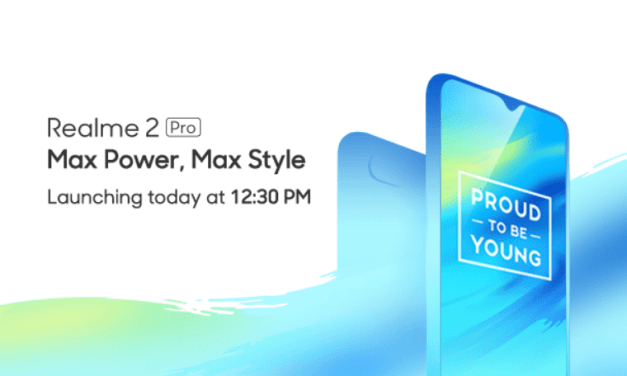 Oppo Realme 2 Pro Launches today with Snapdragon 660 SoC