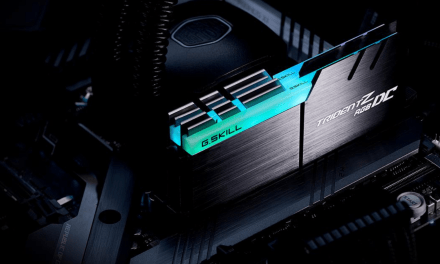 G.Skill launches 32GB Double Capacity DDR4 Trident Z RGB DC for Asus Z390 Mini ITX Motherboards