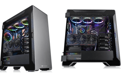 Thermaltake A500 Aluminium Tempered Glass Edition Mid Tower Chassis Review