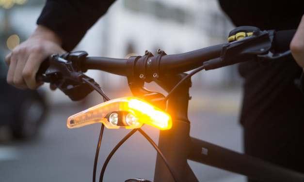 Velohub Blinkers Laser Bike Lights with turning indicators review