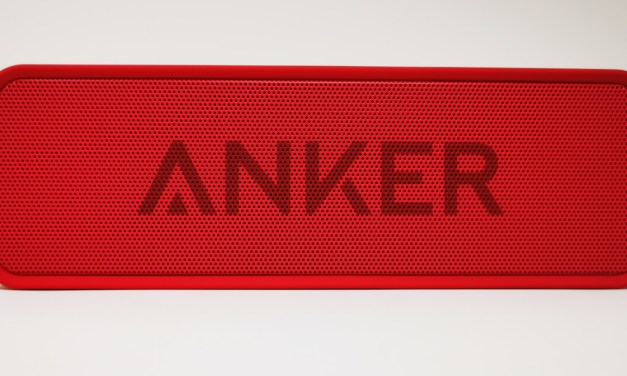 Anker SoundCore Portable Bluetooth Speaker Review
