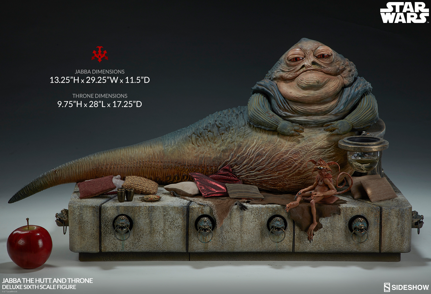 Mighty Jabba S Collection