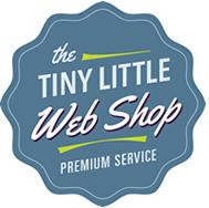 Mighty Little Web Shop logo