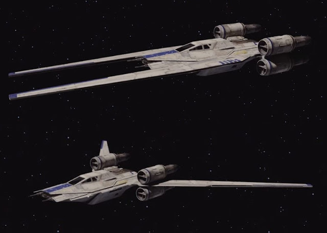 Star One Rogue Ghost Wars Ship