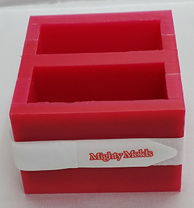 MightyMolds - Intuitive Molds for Serious Soap & Candle Makers