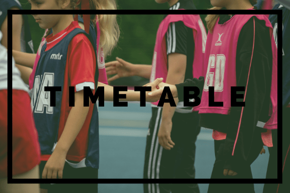 When is Mighty Netball held?
