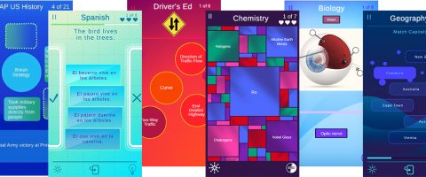 StudyAce Learning Games, Spanish Games, Math Games, English Games, Science Games