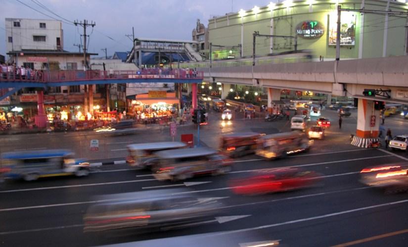 Pasay Rotonda: At the Crossroads