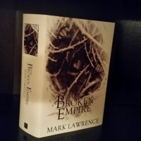 Book Haul: The Broken Empire Limited Edition omnibus by Mark Lawrence