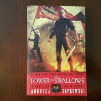 Book Haul: The Tower of Swallows by Andrzej Sapkowski