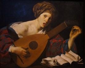 Caravaggio - Lute Player