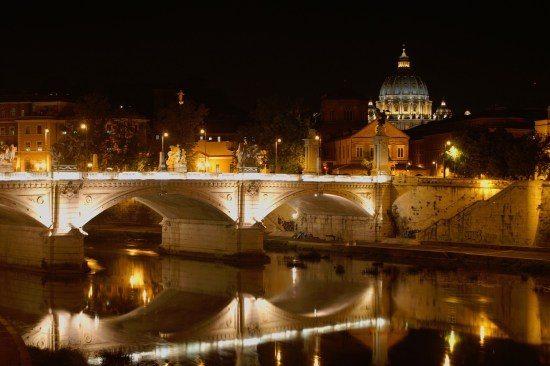 May 17 - Ponte Sant'Angelo, Vatican City, Rome