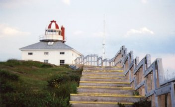 Old Lighthouse - Cape Spear